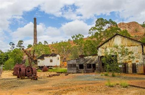 Mount Morgan Mine