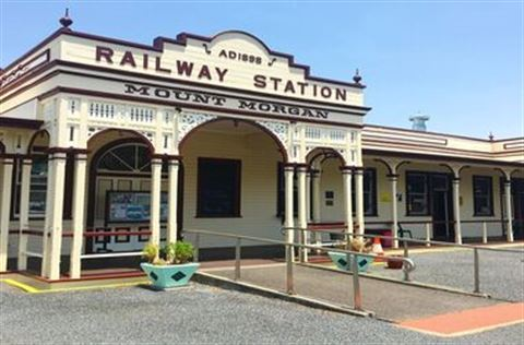 Mount Morgan Railway