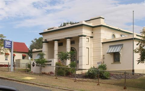 Mount Morgan Police Station